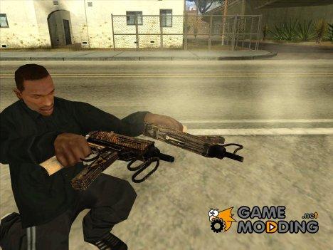 Tec9 Postapokalipsis для GTA San Andreas