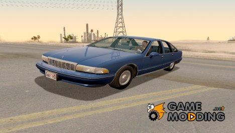 1992 Chevrolet Caprice Classic for GTA San Andreas