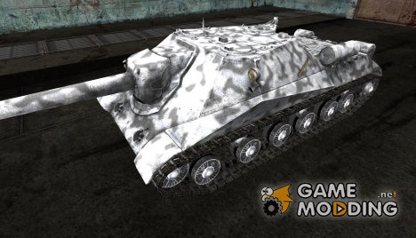 Объект 704 Winter for World of Tanks