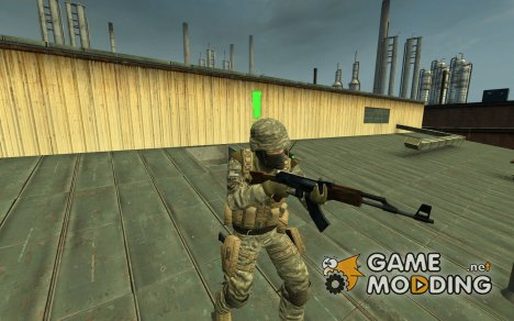 3rd Infantry Division for Counter-Strike Source