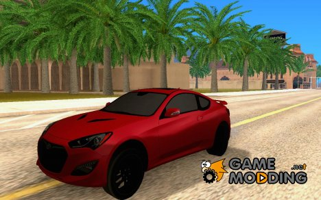 Hyundai Genesis Coupe 2013 for GTA San Andreas