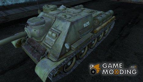 Шкурка для СУ-100 для World of Tanks