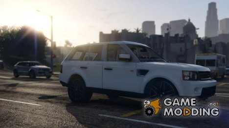 2010 Range Rover Sport 0.7 Beta for GTA 5