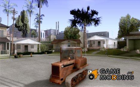 Трактор ДТ-75 Почтальон for GTA San Andreas