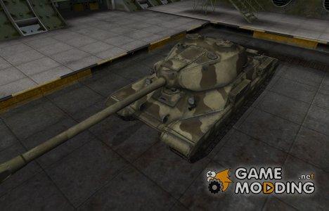 Пустынный скин для СТ-I для World of Tanks