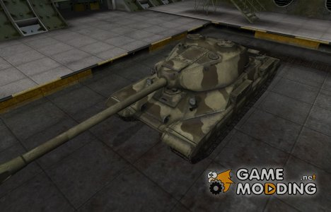 Пустынный скин для СТ-I for World of Tanks