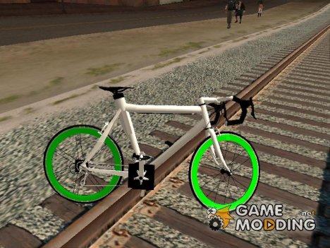 Пак велосипедов v.2 для GTA San Andreas