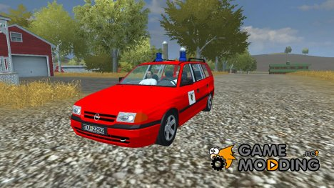 Opel Astra Nef для Farming Simulator 2013