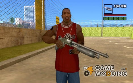 S.T.A.L.K.E.R - Чейзер 13 for GTA San Andreas