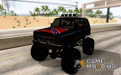 Chevrolet Blazer K5 '86 Monster Edition для GTA San Andreas