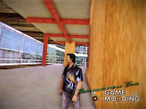 """Майка """"Росомаха"""" для GTA Vice City"""