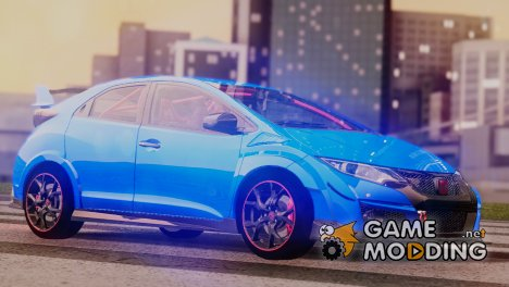 2015 Honda Civic Type R для GTA San Andreas