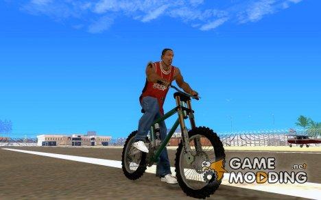 Downhill Bike for GTA San Andreas