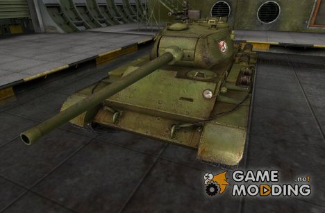 Ремоделинг для танка Т-44 для World of Tanks
