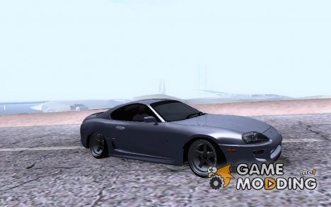 Toyota Supra Stock for GTA San Andreas