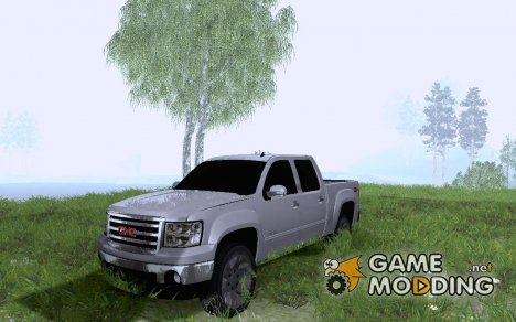 2011 GMC Sierra SLT for GTA San Andreas
