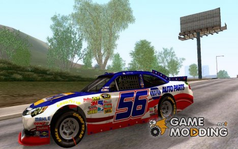 NASCAR Toyota Camry 56 NAPA Unites для GTA San Andreas