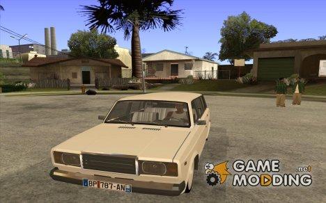Ваз 2104 Пневмо for GTA San Andreas