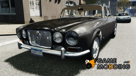Jaguar XJ6 1972 for GTA 4