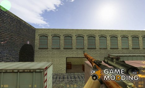 Mosin Nagant 1891/30 for Counter-Strike 1.6