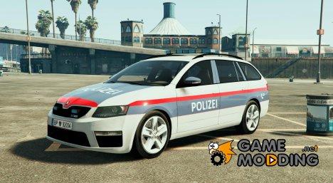 Polizei Škoda Österreich (Austrian Police) for GTA 5