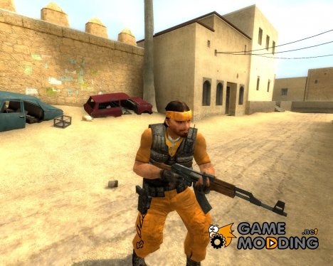 Escaped Prisoner Beta V.2 для Counter-Strike Source