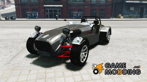 Caterham 7 для GTA 4