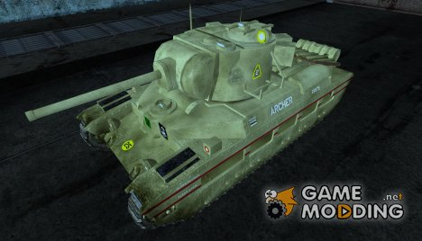 Шкурка для Матильда for World of Tanks