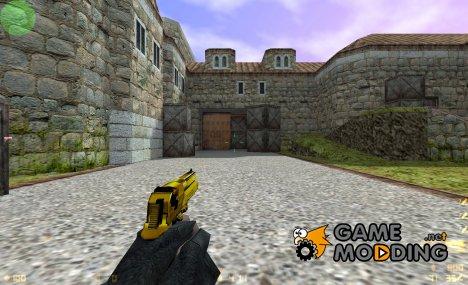 Golden Desert Eagle O.o i hope for Counter-Strike 1.6