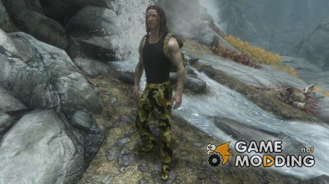 Army Attire for TES V Skyrim
