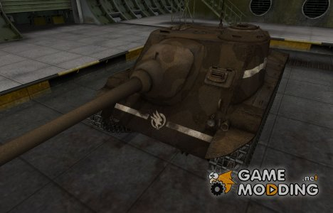 Скин в стиле C&C GDI для T25 AT для World of Tanks