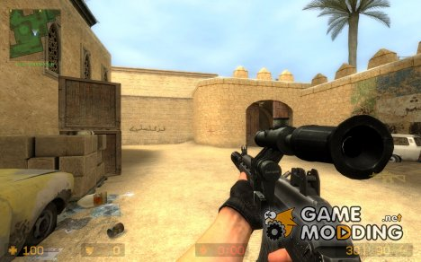 Sako M-95 для Counter-Strike Source