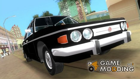 Tatra 613 1973 для GTA Vice City