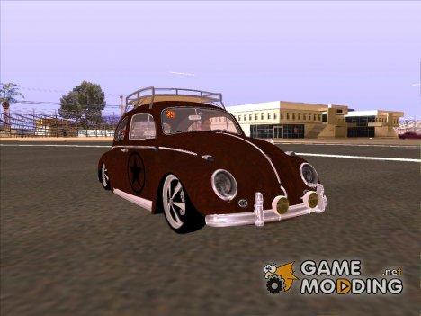 Volkswagen Fusca 1976 for GTA San Andreas