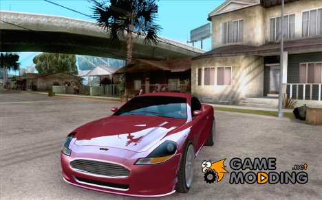 GTA IV SuperGT для GTA San Andreas