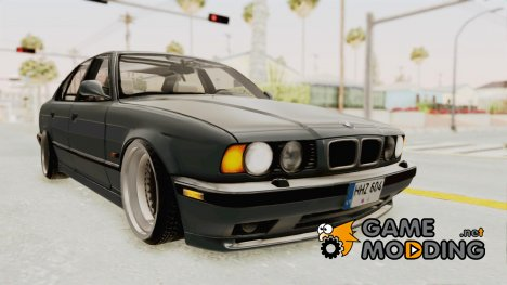 BMW M5 E34 USA for GTA San Andreas