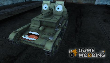 Шкурка для СУ-5 for World of Tanks
