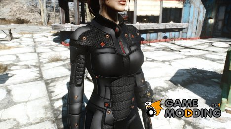 Nanosuit 2.0 Standalone Full package for Fallout 4
