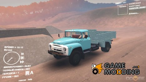ЗиЛ 130 бортовой for Spintires DEMO 2013