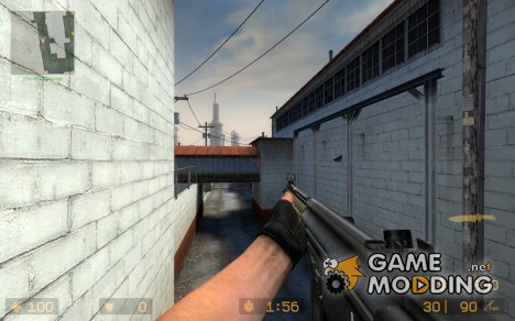 Tan G3 для Counter-Strike Source