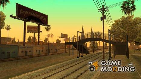 Сборник лучших текстурных модификаций в HD v2.0 для GTA San Andreas