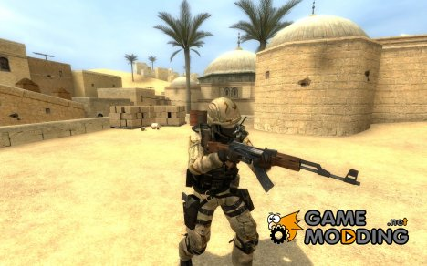 US Soldier 2.0 for Counter-Strike Source