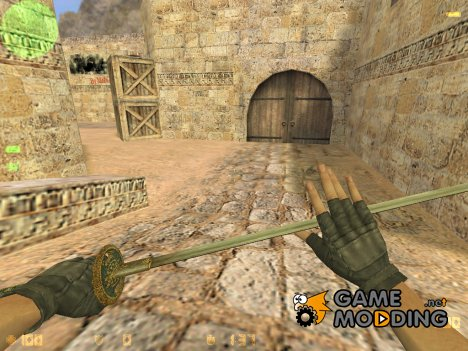 Катана for Counter-Strike 1.6