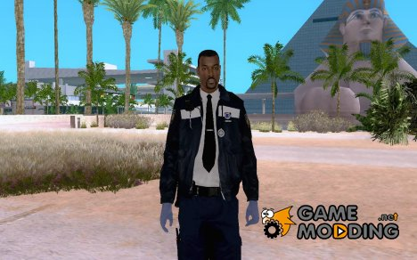 New Medic for GTA San Andreas
