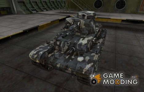 Немецкий танк PzKpfw 35 (t) для World of Tanks