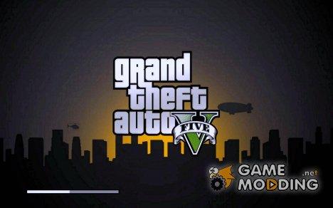 Загрузочные экраны GTA 5 для GTA San Andreas