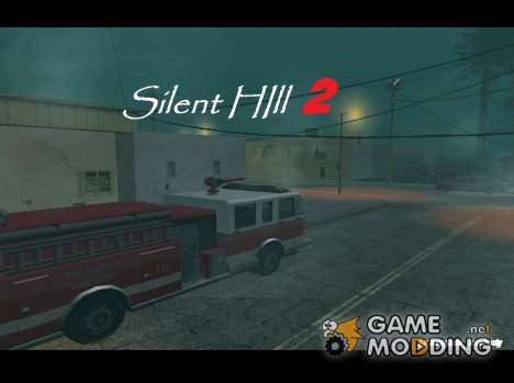 Silent Hill 2 for GTA San Andreas
