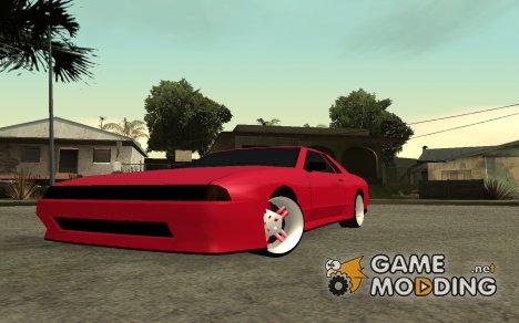 Новенькая Elegy для GTA San Andreas