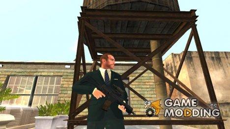 HK G36C v.1 for GTA 4