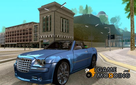 Chrysler 300C Roadster BETA для GTA San Andreas
